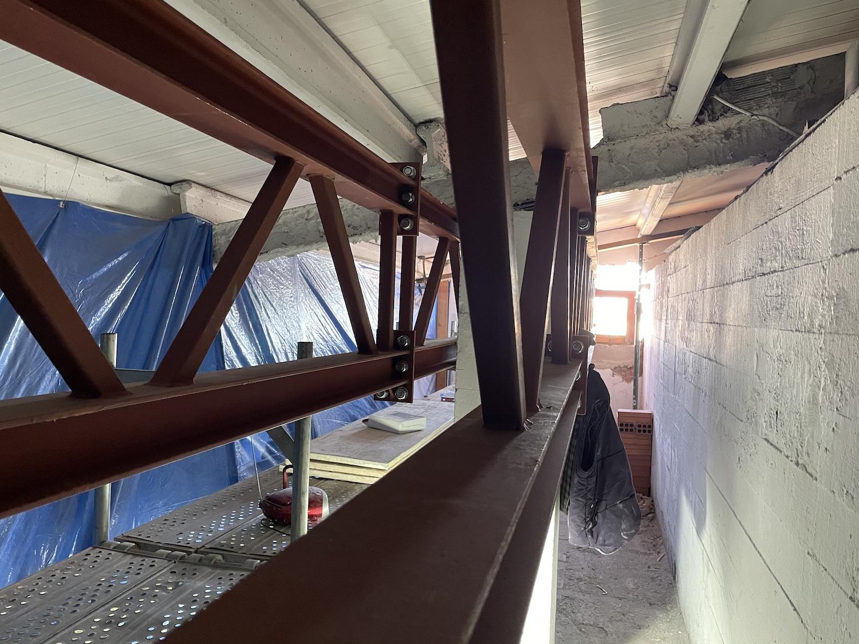 Ampliación panificadora techo mura 4