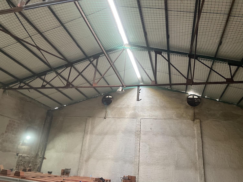 Ampliación panificadora techo mura 5