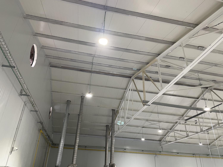 Ampliación panificadora techo mura 6