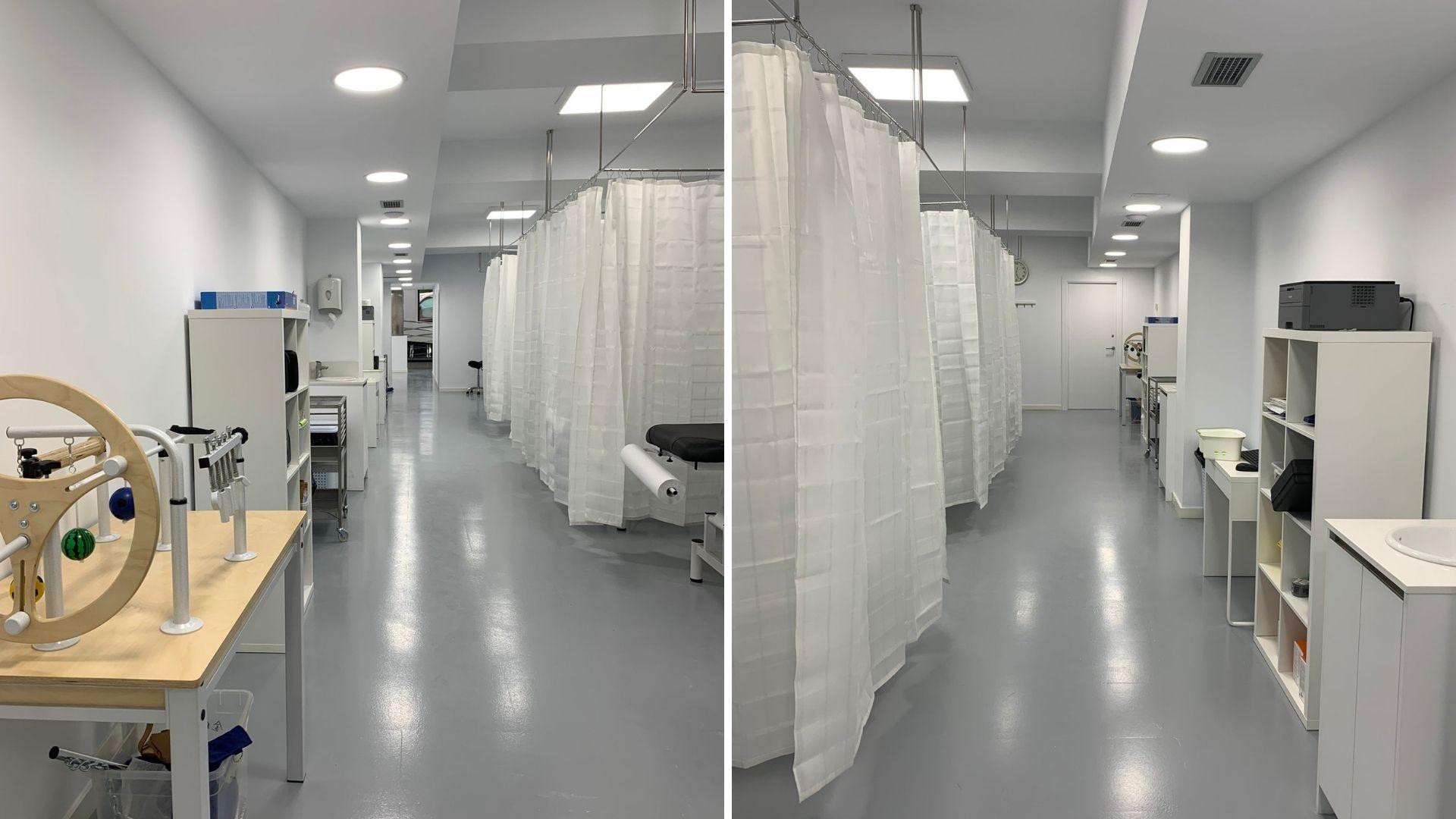 Centro médico San Joan Despí consultas 1