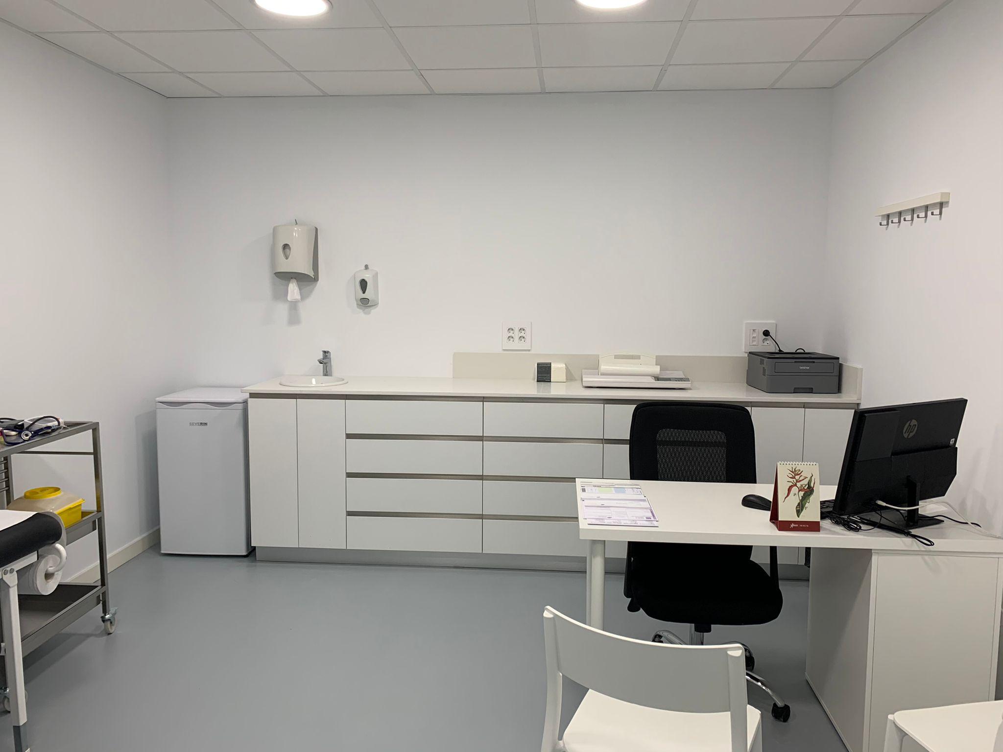 Centro médico San Joan Despí consultas 2