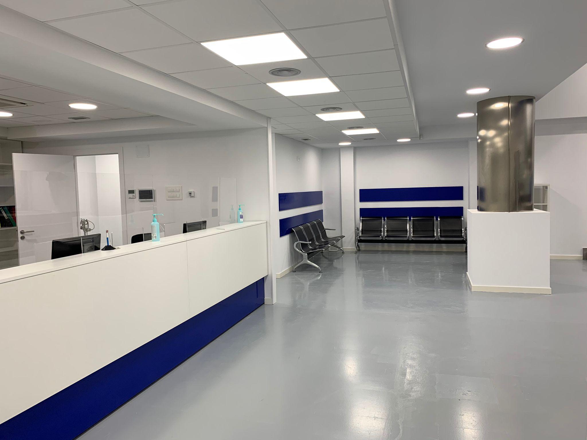 Centro médico Sant Joan Despí recepción 2