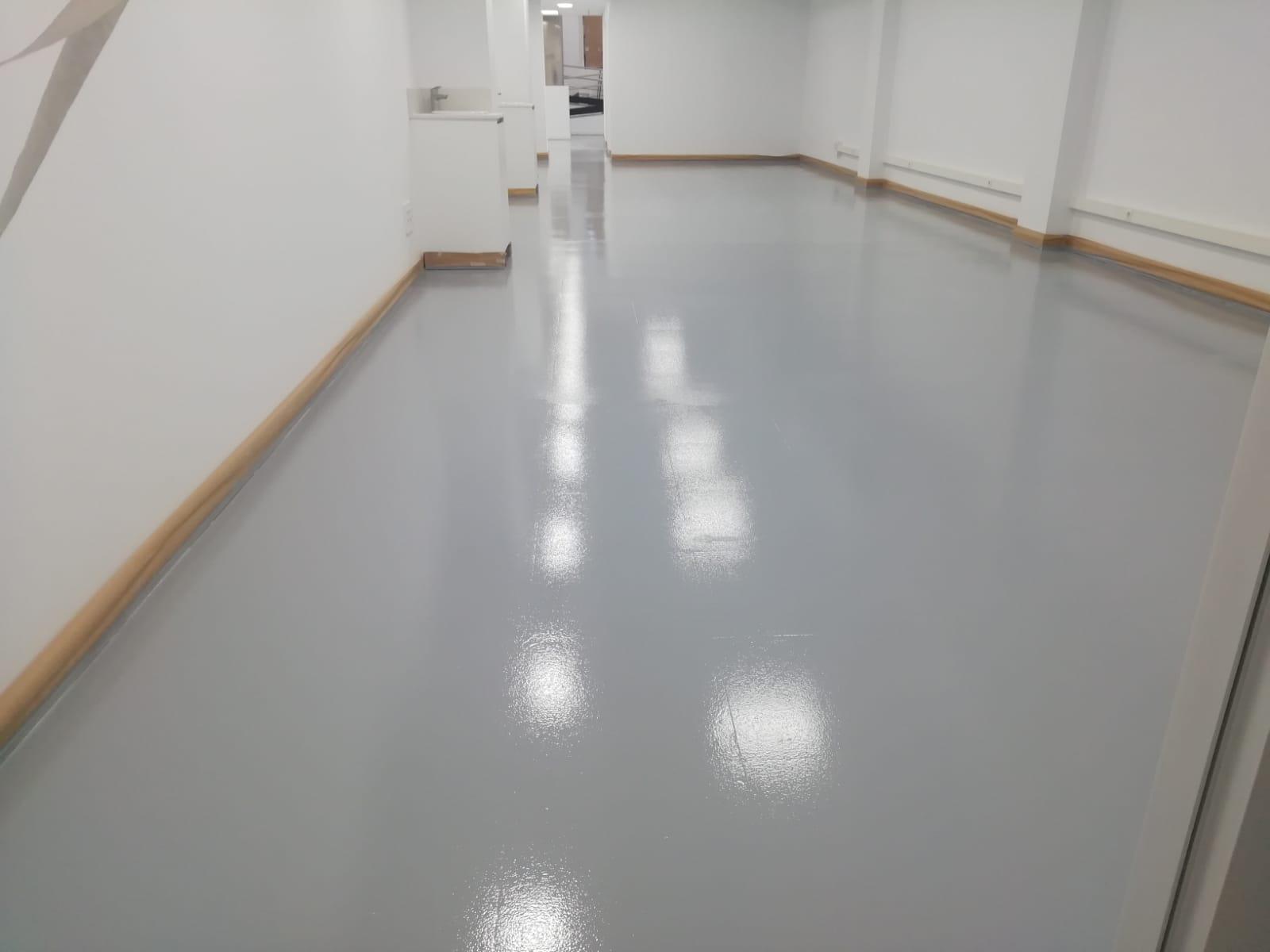 Centro médico Sant Joan Despí suelo 2