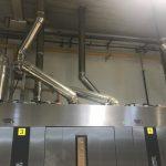 eficiencia energética en una panificadora hornos gas
