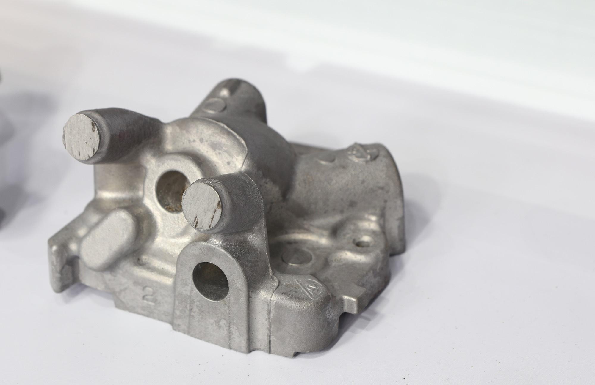 Impresión en 3D de piezas metálicas