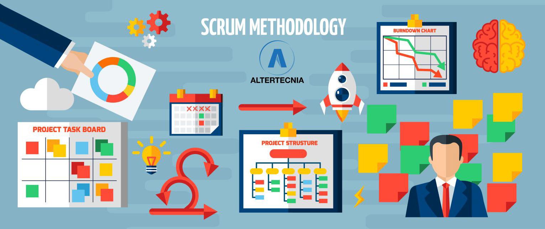 metodología scrum gestión de proyectos
