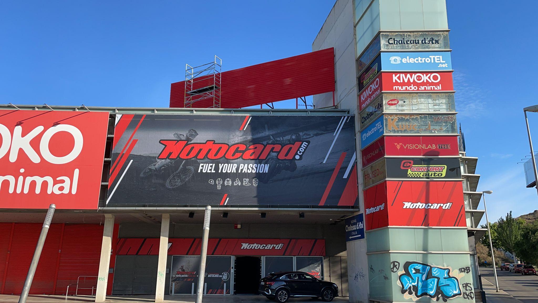 Motocard Badalona tienda 1