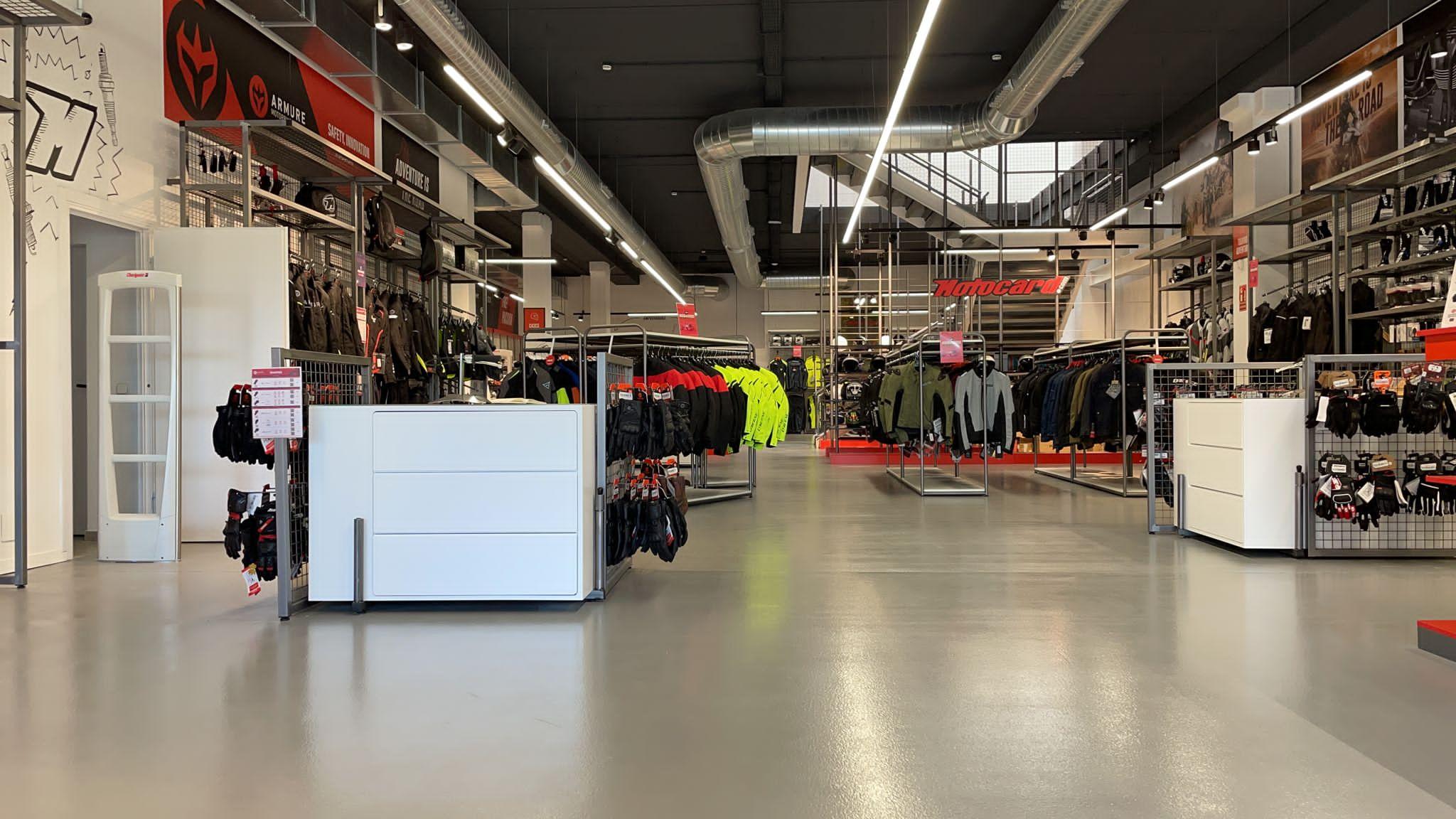 Motocard Badalona tienda 2