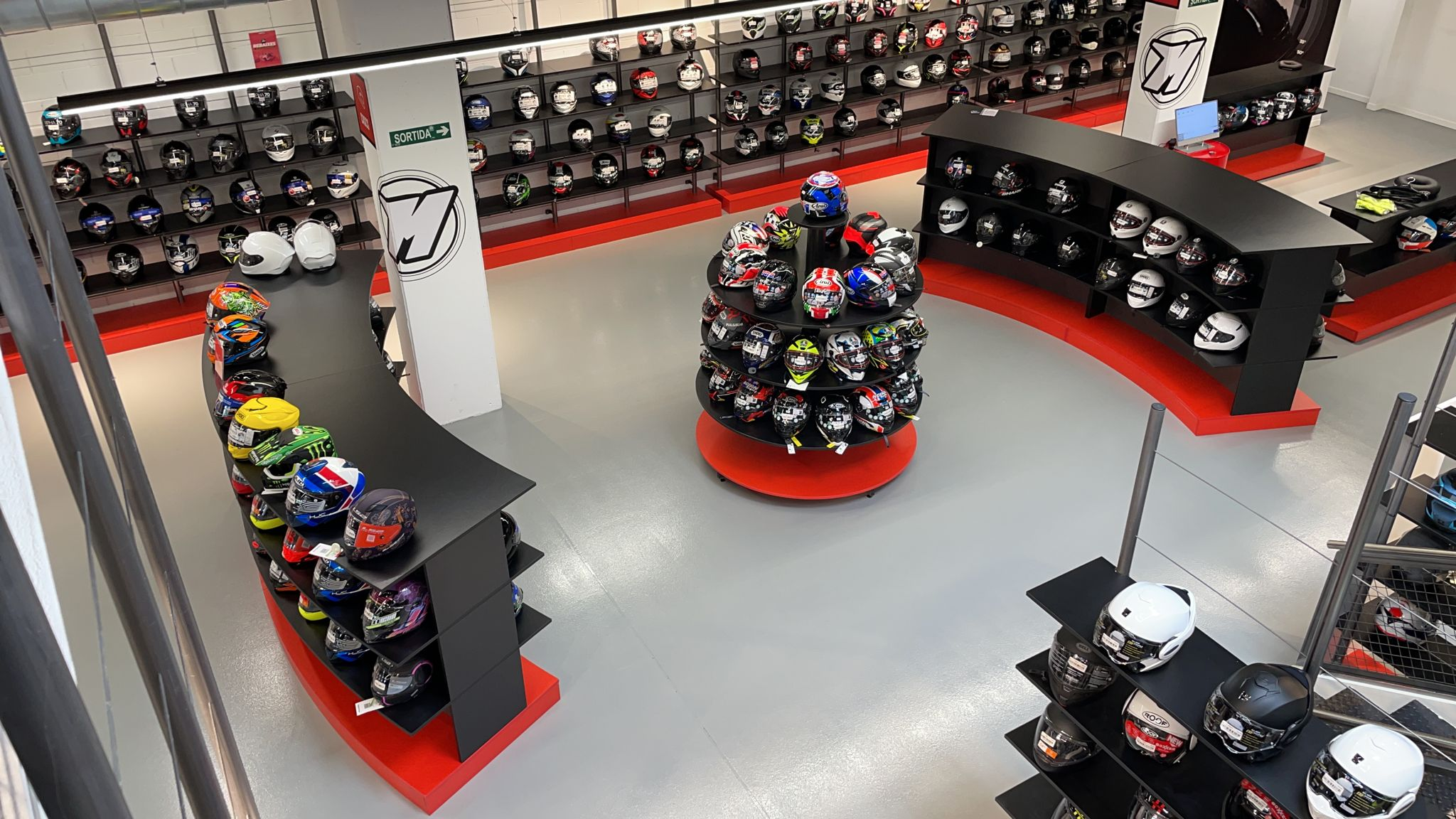 Motocard Badalona tienda 5