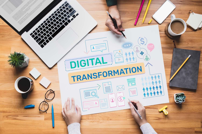 Plan de transformación digital