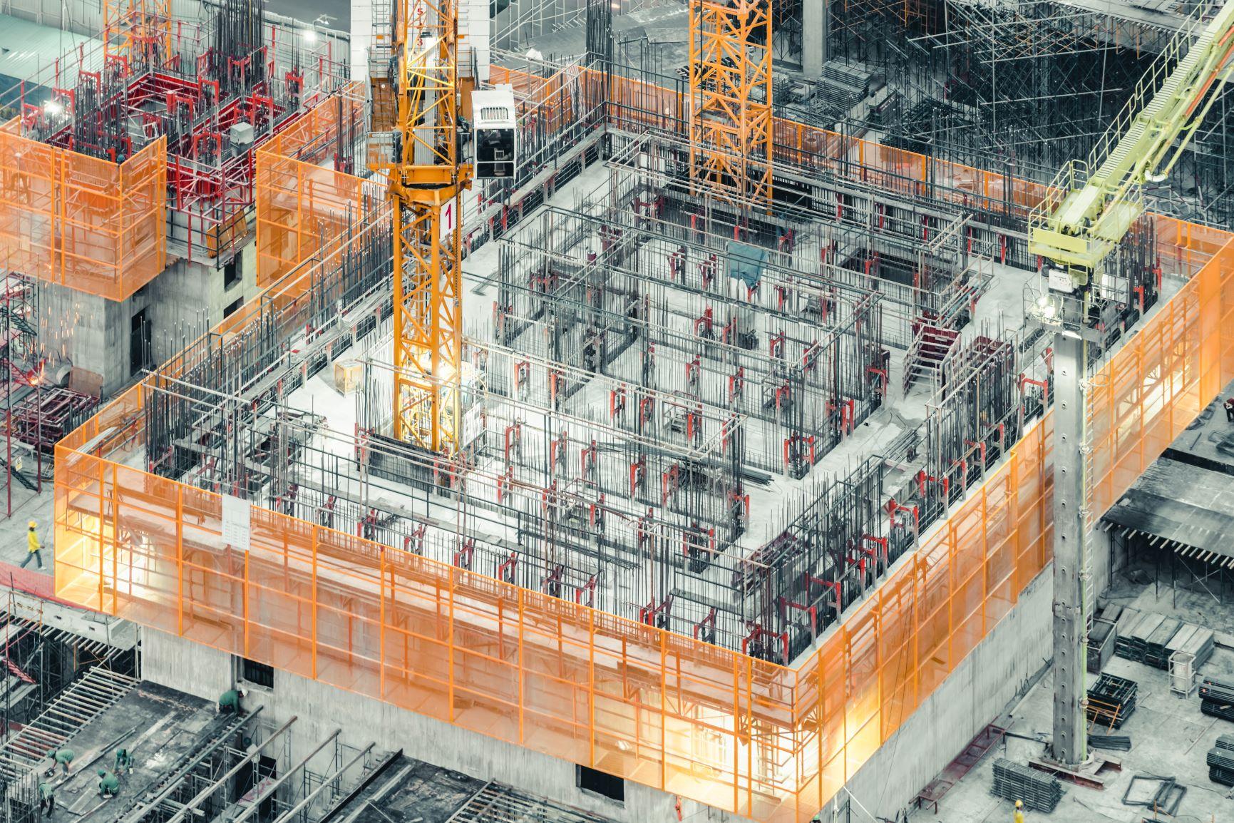 productividad en el sector de la construcción