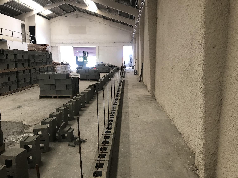 Rehabilitación nave industrial túnel 1