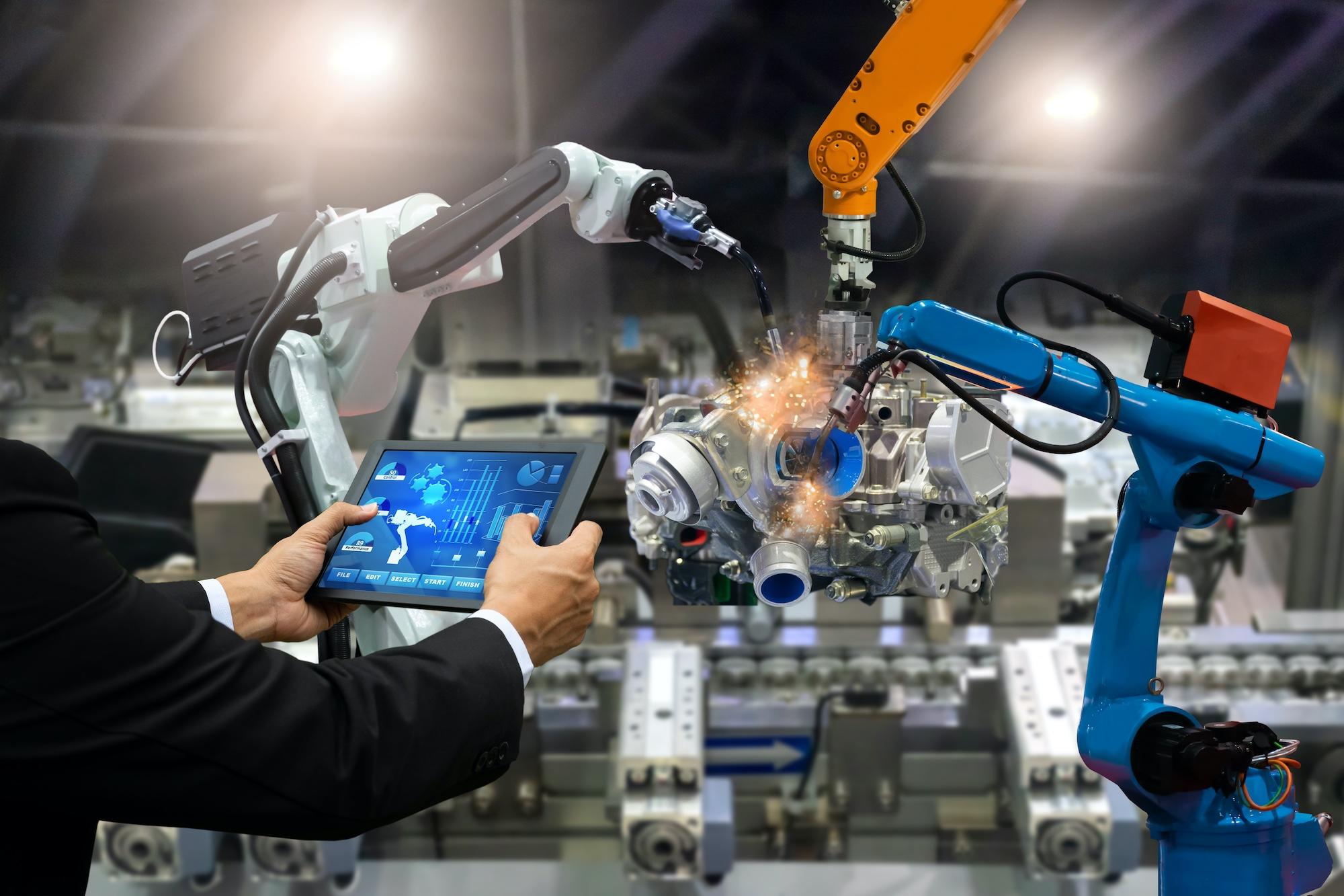 Simulación y automatización de robótica - ALTERTECNIA