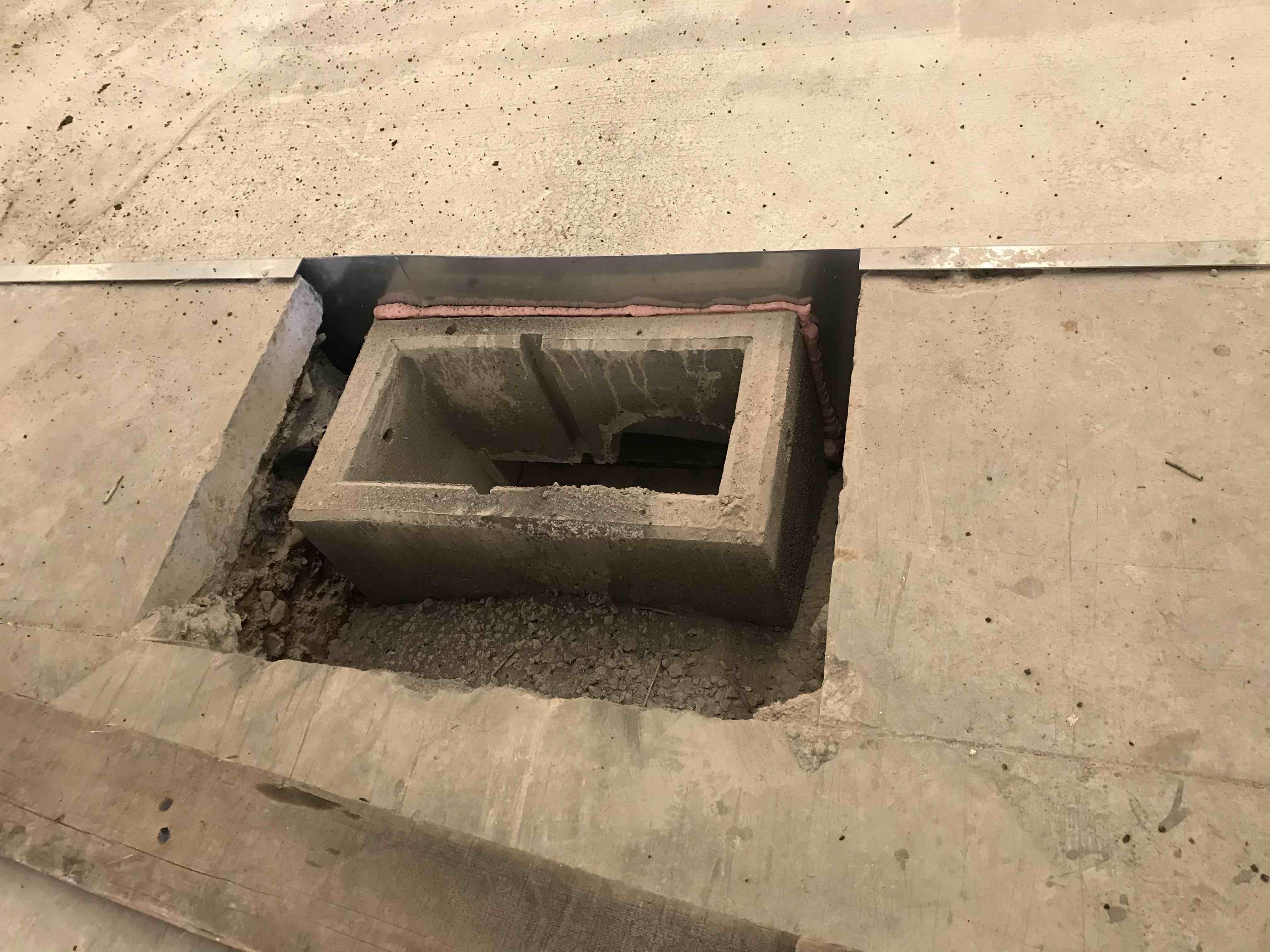 túnel de congelación obras 3 2